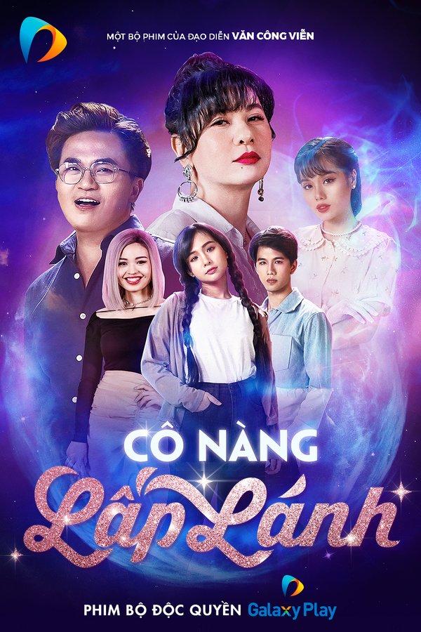 Cô Nàng Lấp Lánh (2021)   Shining Girl - Galaxy Play